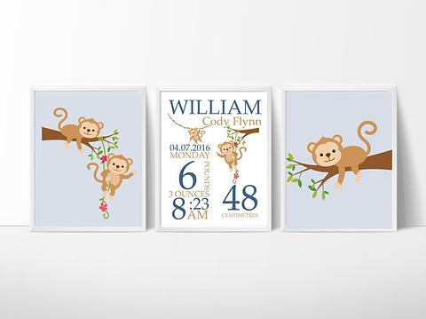 William~3 Piece Set